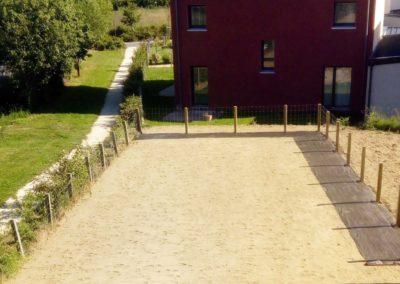 Jardidéal PAYSAGISTE, Nantes : plantation de gazon et pelouse